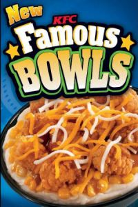 KFC Famous Bowls