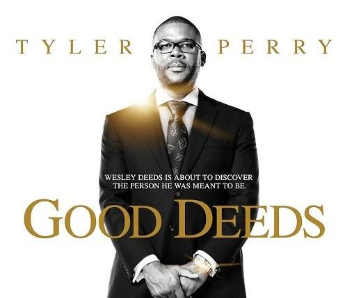 Tyler Perry Good Deeds Review - Movie Poster
