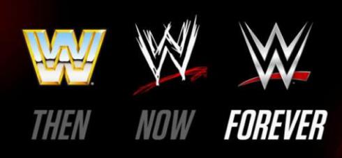 WWE Logos 2