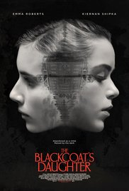10/8/17 – OCTOBER HORROR MOVIE PICK #8 – The Blackcoat's Daughter.