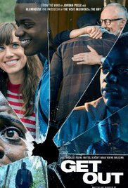 10/15/17 – OCTOBER HORROR MOVIE PICK #15 – Get Out.