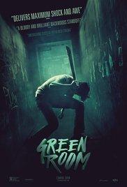 10/6/17 – OCTOBER HORROR MOVIE PICK #6 – GreenRoom.