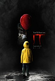 10/11/17 – OCTOBER HORROR MOVIE PICK #11 – It: Chapter One (2017).