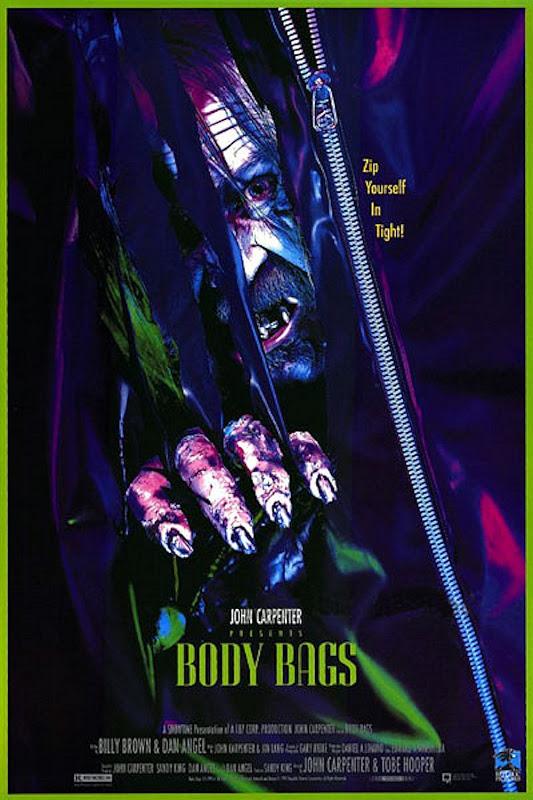 10/13/20 – OCTOBER HORROR MOVIE PICK #13 – BodyBags.