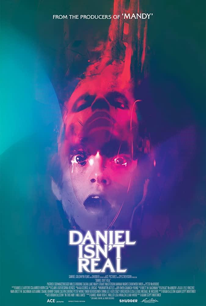 10/10/20 – OCTOBER HORROR MOVIE PICK #10 – Daniel Isn'tReal.