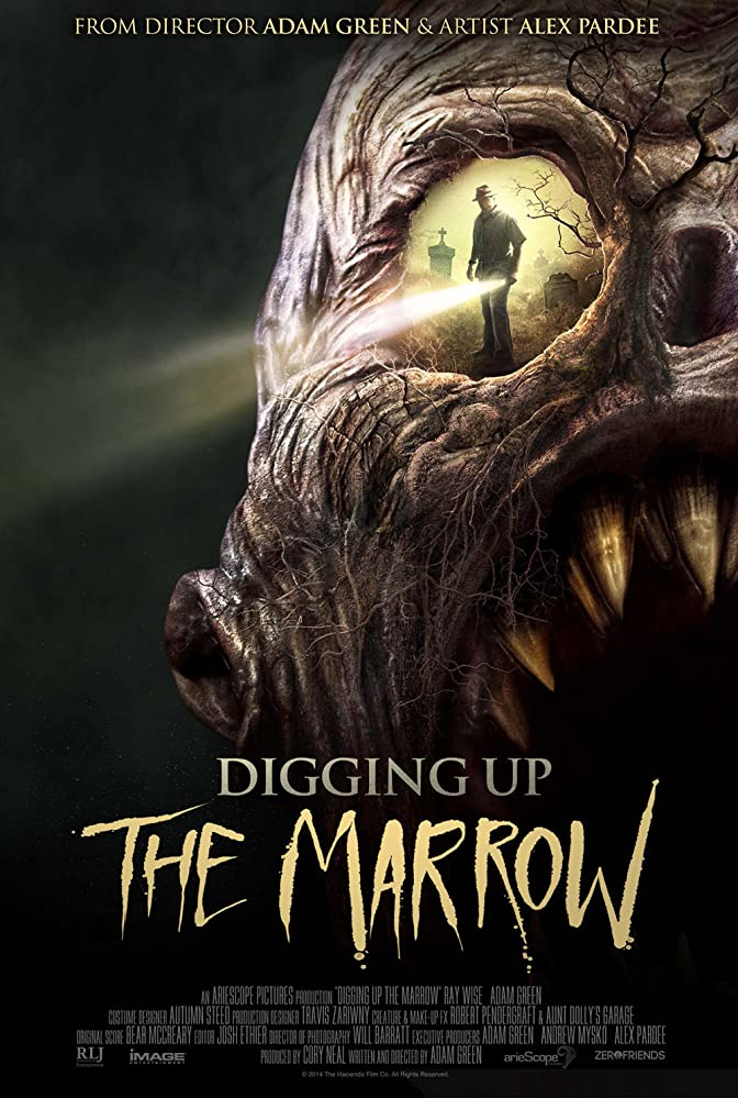10/26/20 – OCTOBER HORROR MOVIE PICK #26 – Digging Up theMarrow.