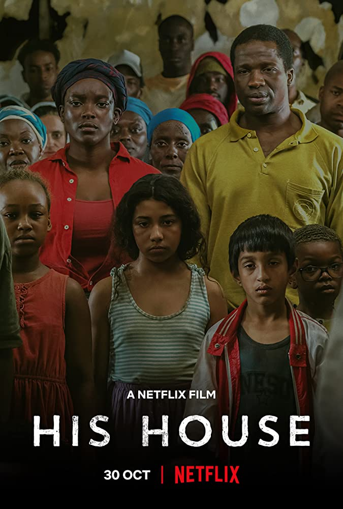 10/30/20 – OCTOBER HORROR MOVIE PICK #30 – HisHouse.