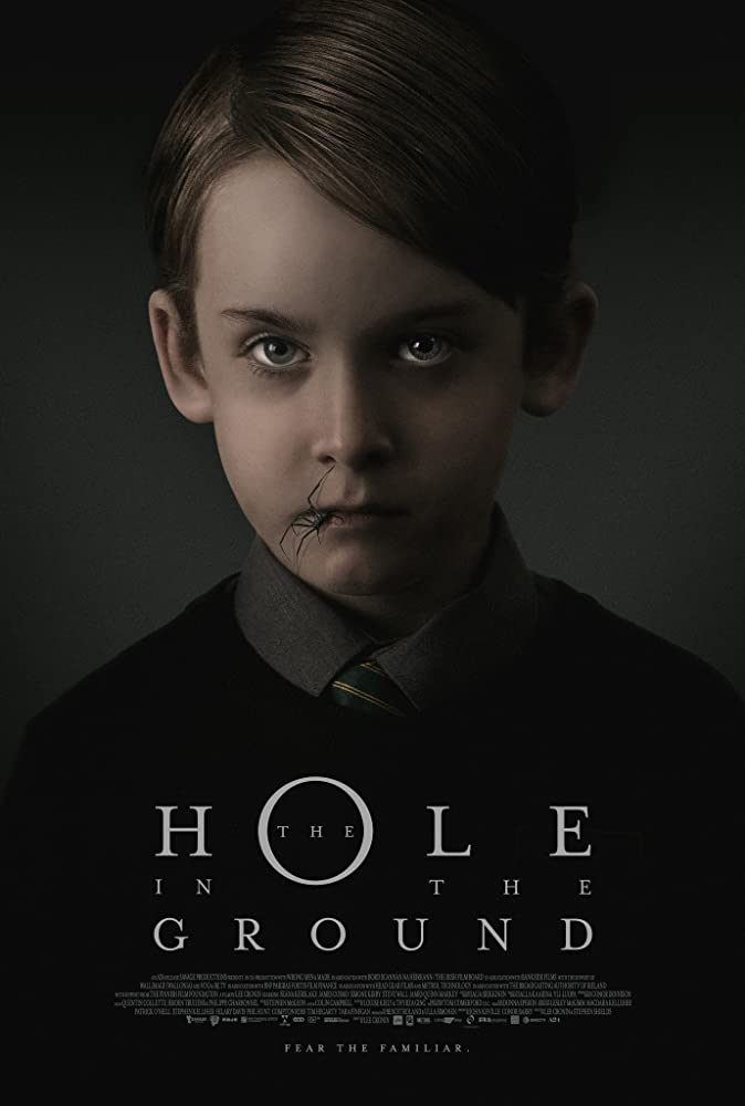10/15/20 – OCTOBER HORROR MOVIE PICK #15 – The Hole in theGround.