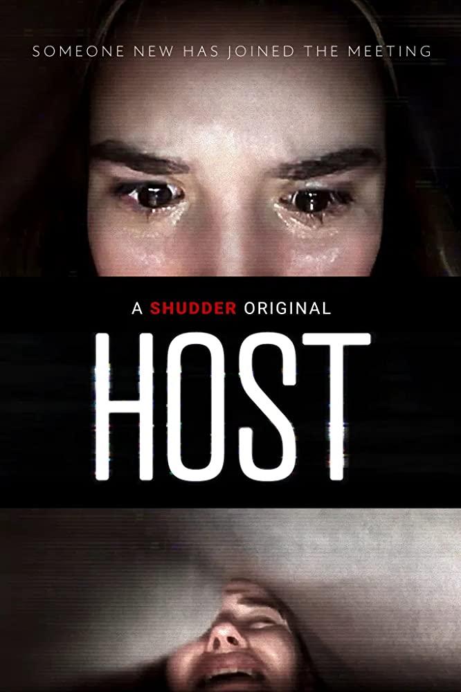10/4/20 – OCTOBER HORROR MOVIE PICK #4 – Host(2020).