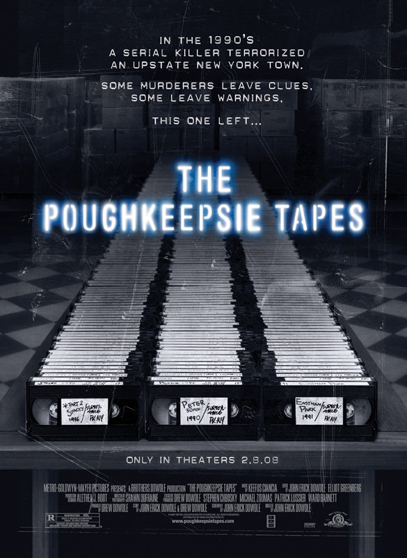 10/23/20 – OCTOBER HORROR MOVIE PICK #23 – The PoughkeepsieTapes.