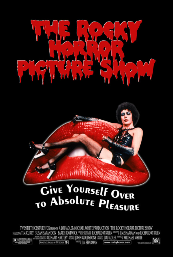 10/31/20 – OCTOBER HORROR MOVIE PICK #31 – The Rocky Horror PictureShow.