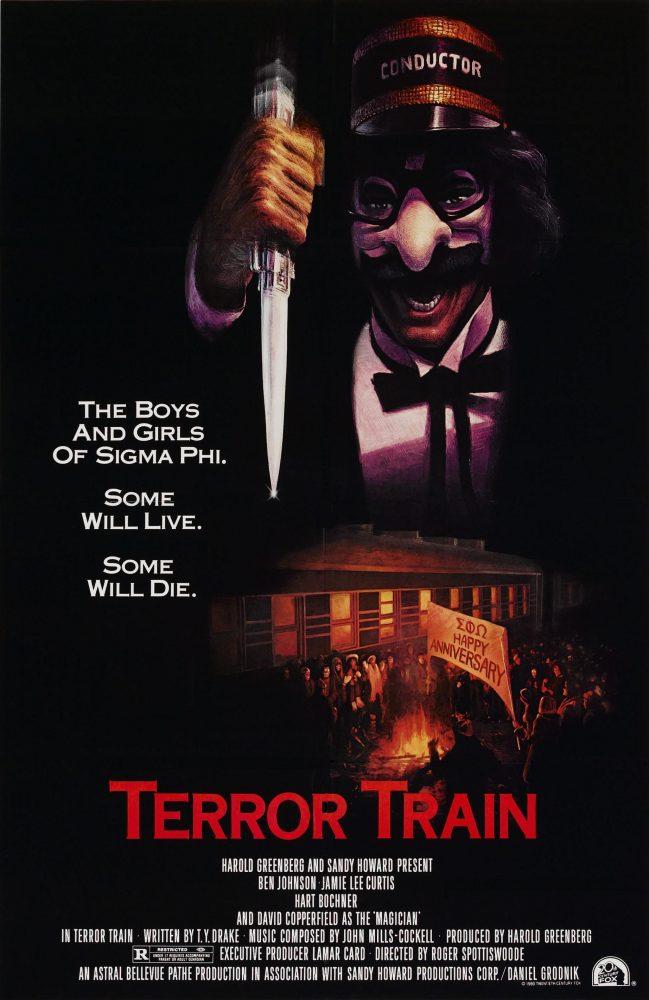 10/29/20 – OCTOBER HORROR MOVIE PICK #29 – Terror Train(1980).